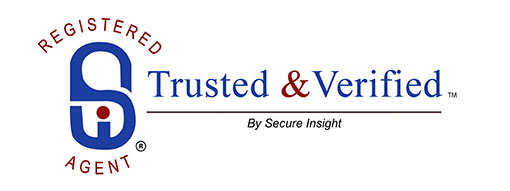 Secure Insight Trusted and Verified Seal